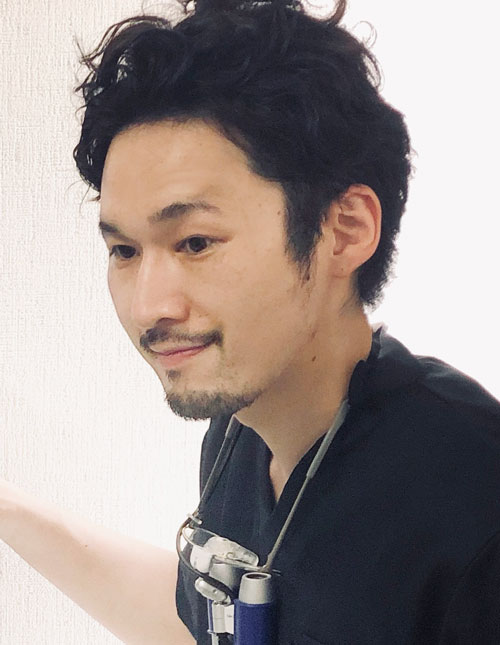 ソレイユデンタルオフィス 院長 上田 智隆